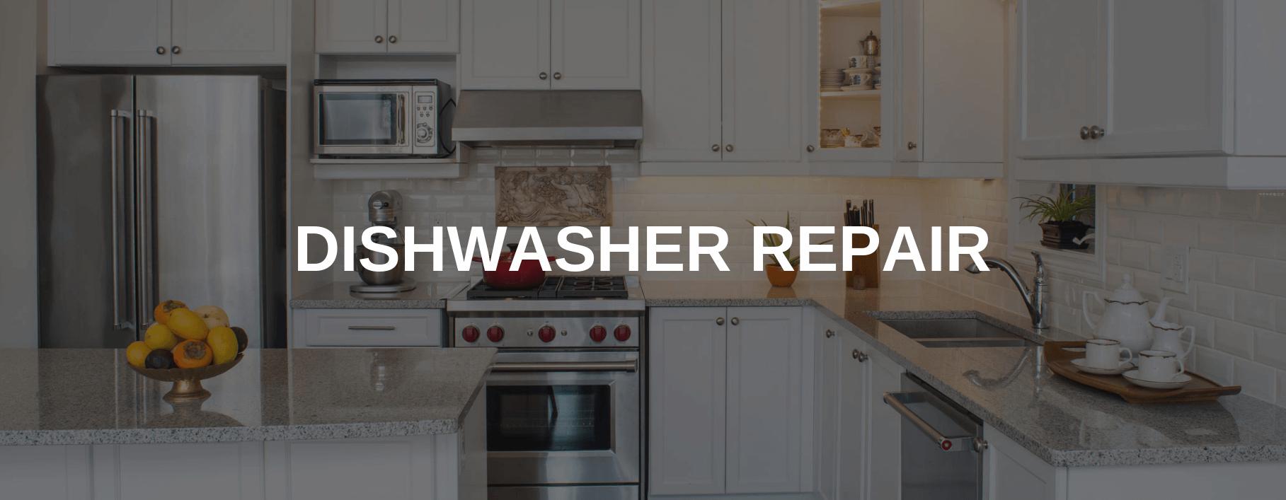 dishwasher repair quincy